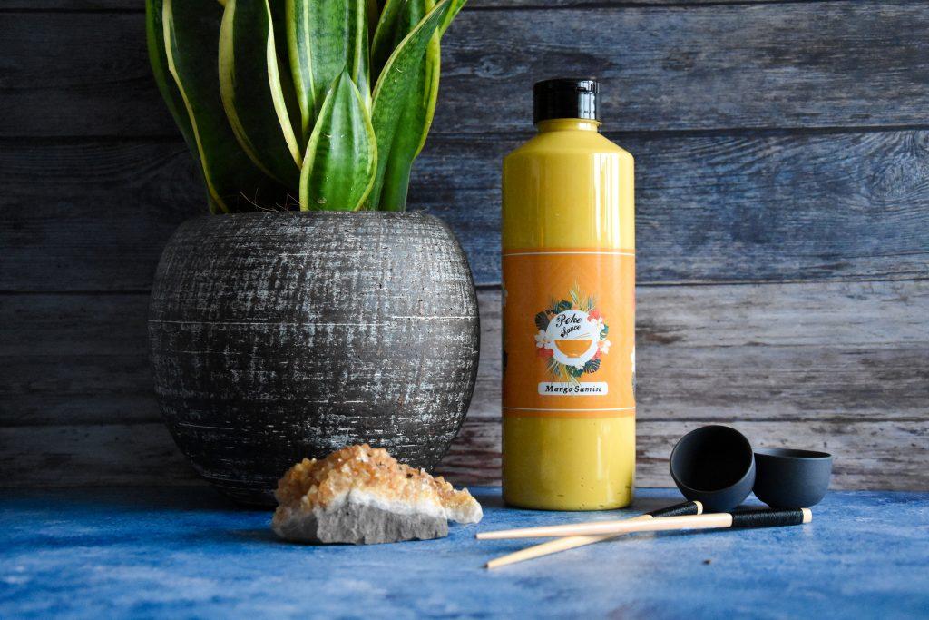 Pokebowl Saus - Mango Sunrise (6 stk) Image